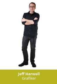 Jeff Harwell - Grafik Designer Berlin